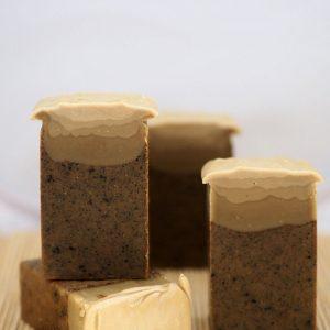 Натурален сапун с Кафе без Палмово масло