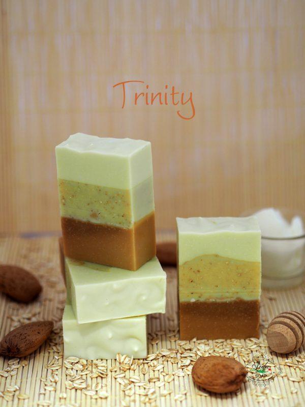 домашен сапун с йогурт-мед-овес